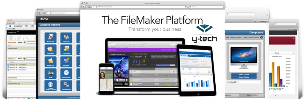 Filemaker Pro Consultants South Africa - Filemaker Pro